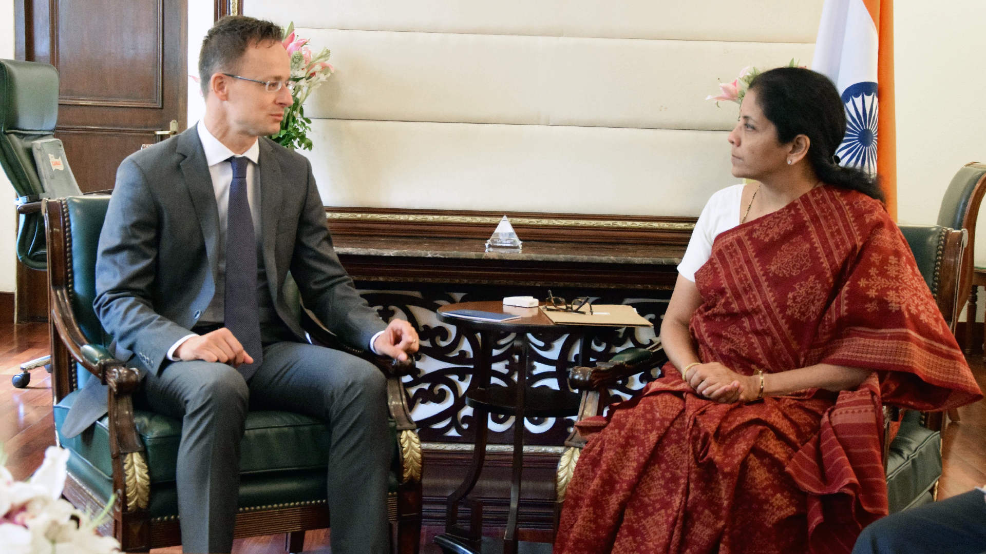 India and Hungary to strengthen economic cooperation