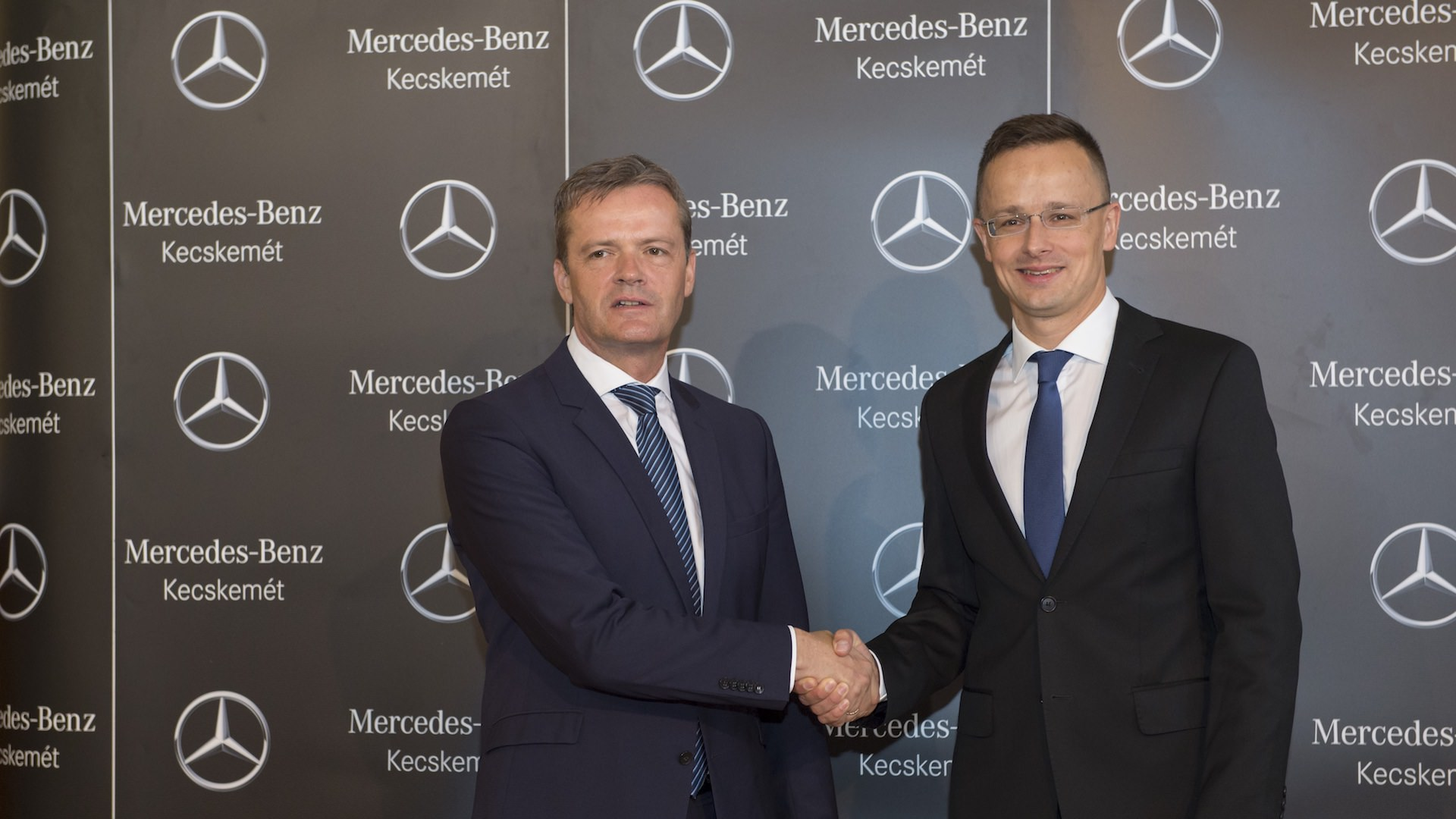 The new Mercedes-Benz plant in Kecskemét is the largest greenfield investment ever made in Hungary