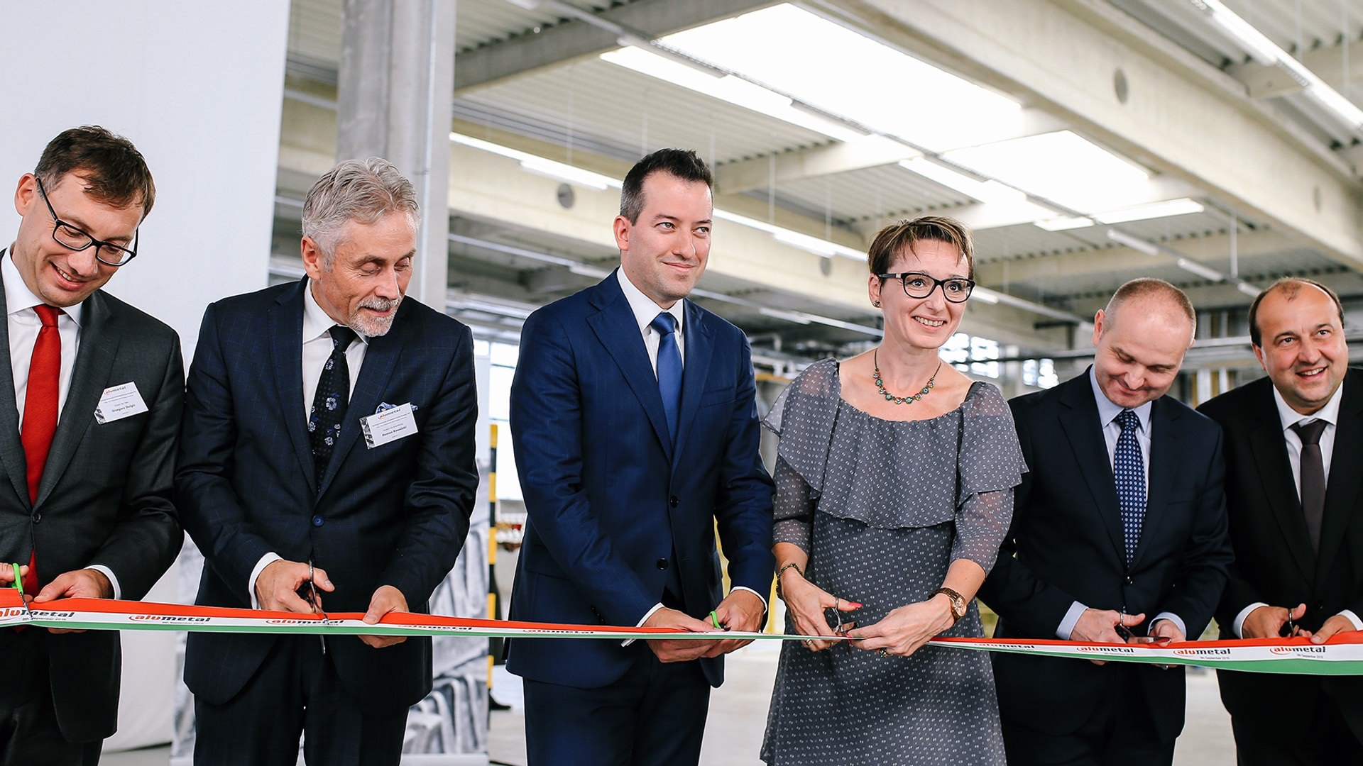 Alumetal opens a production plant in Hungary