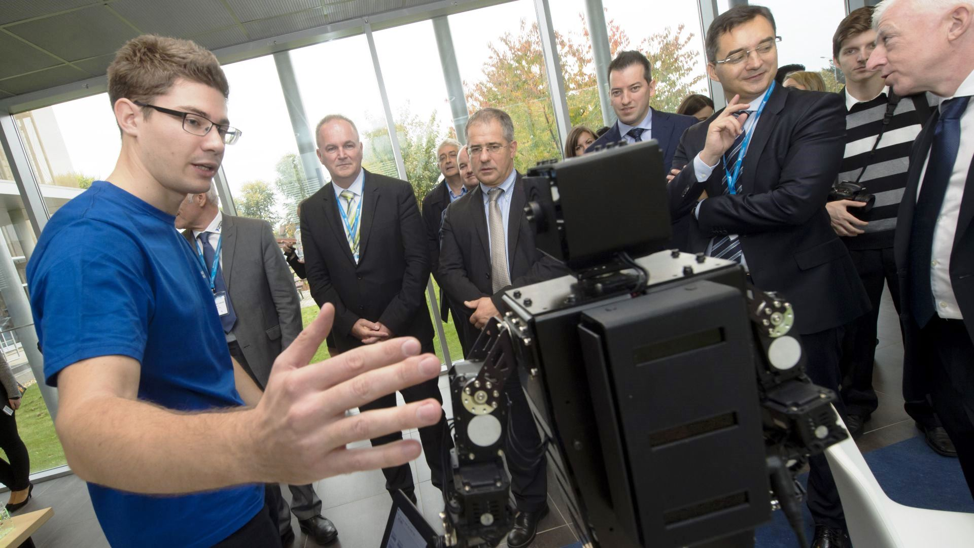 National Instruments celebrates its 15th Hungarian anniversary with a significant expansion