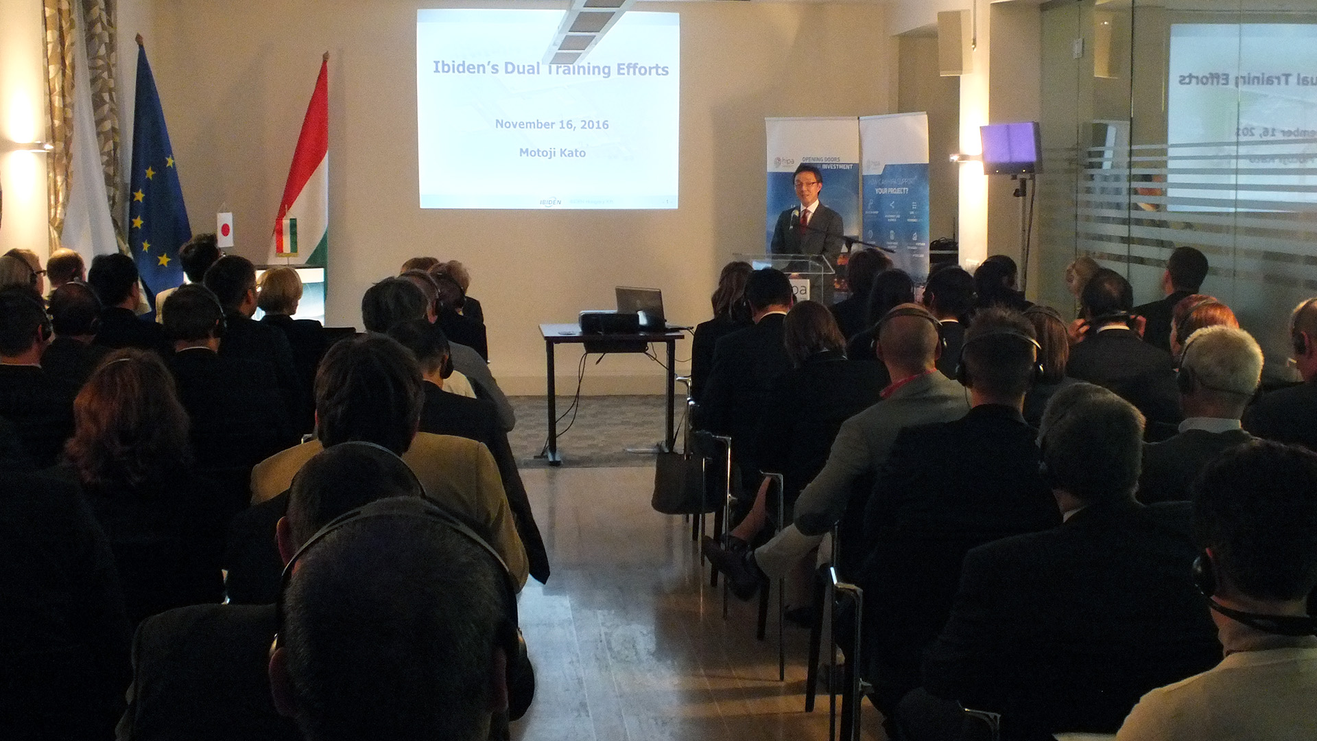 Seminar on the opportunities in the Hungarian dual training system