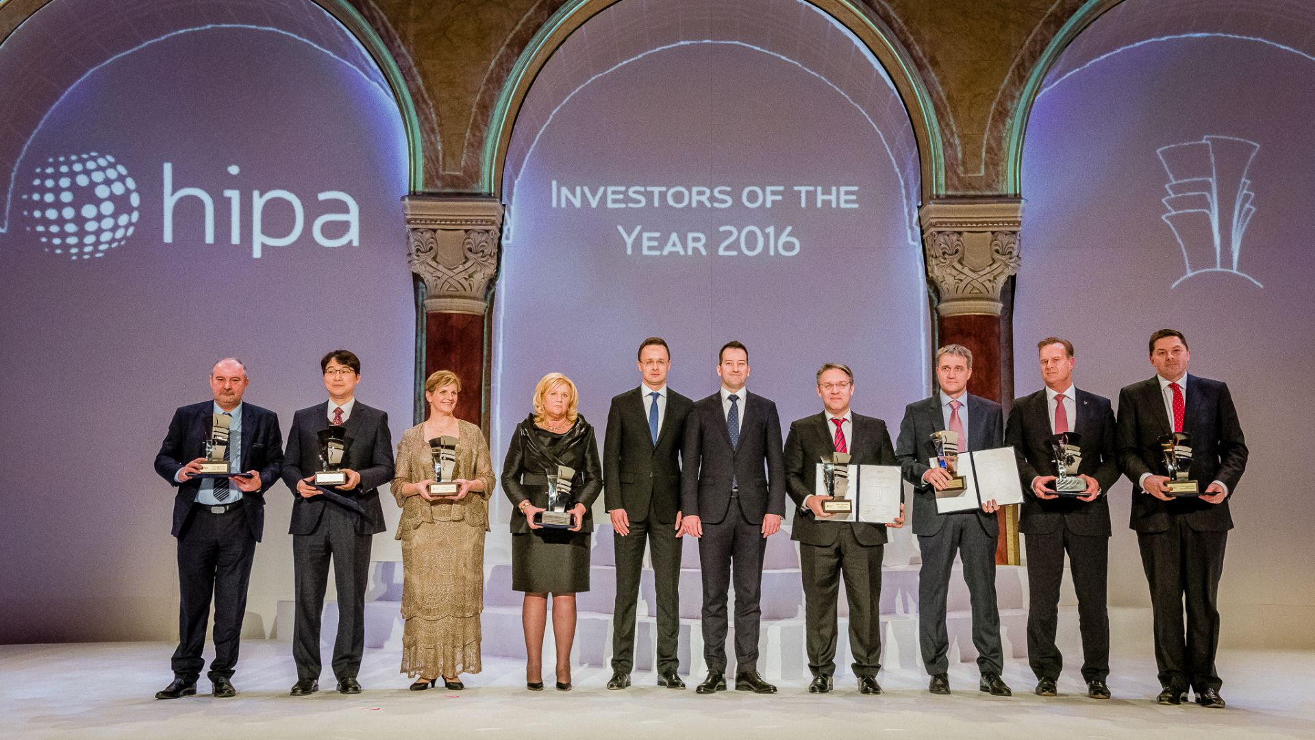 Investors of the Year in 2016
