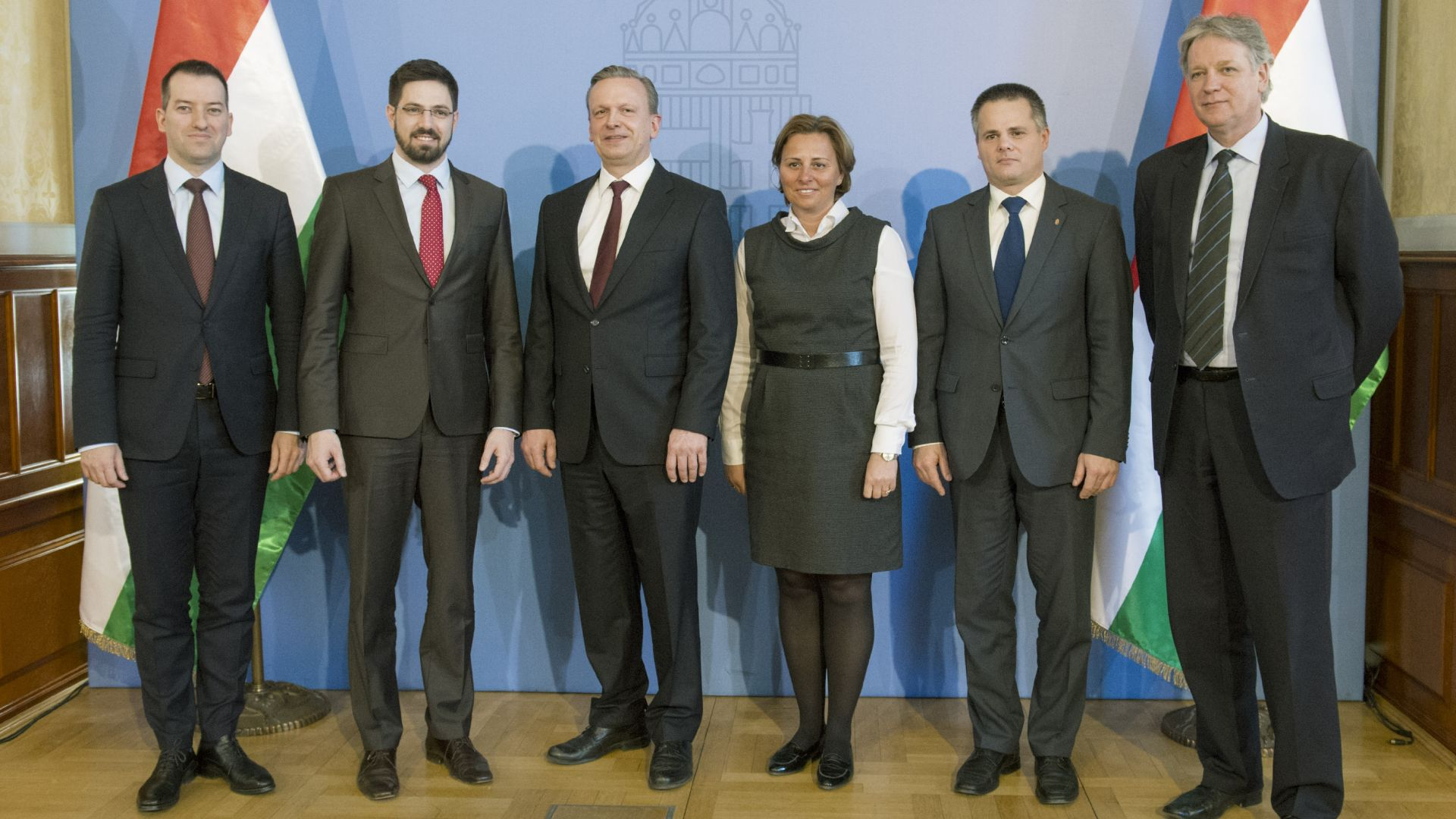 Decision makers of the company and the Hungarian government