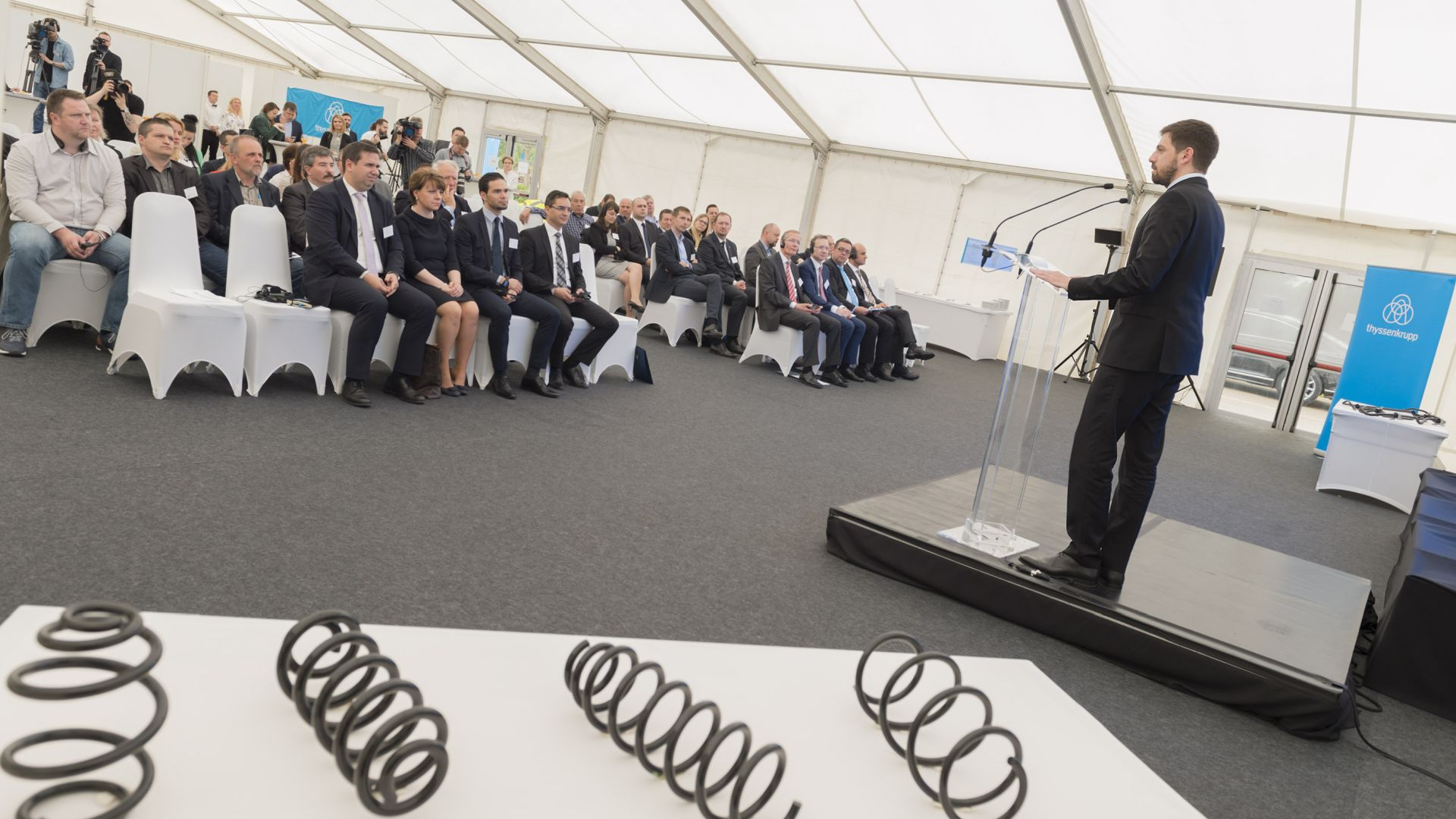 thyssenkrupp further strengthening its presence in Hungary with the Debrecen factory